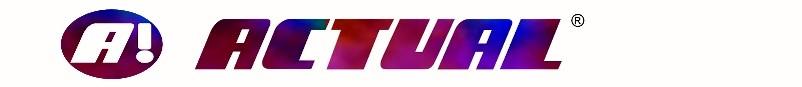 Actual Acessórios Esportivos Logotipo