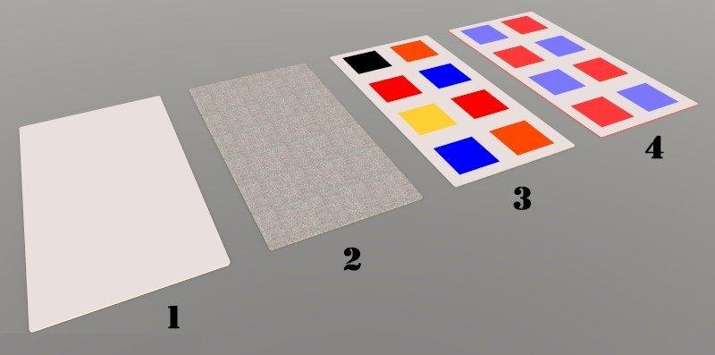 Alternativas de acabamento para a superfície da Plataforma de Fundo de Piscina Actual®