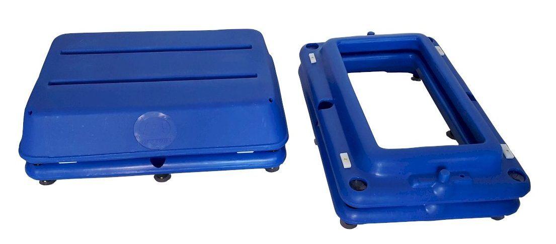Step Compact para Hidroginástica e bases de elevação