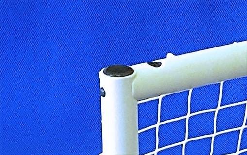 Gol Caixote Actual® - Detalhe construtivo - emendas dos cantos reforçadas