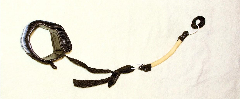 elástico corretivo para raquete de tênis - produto