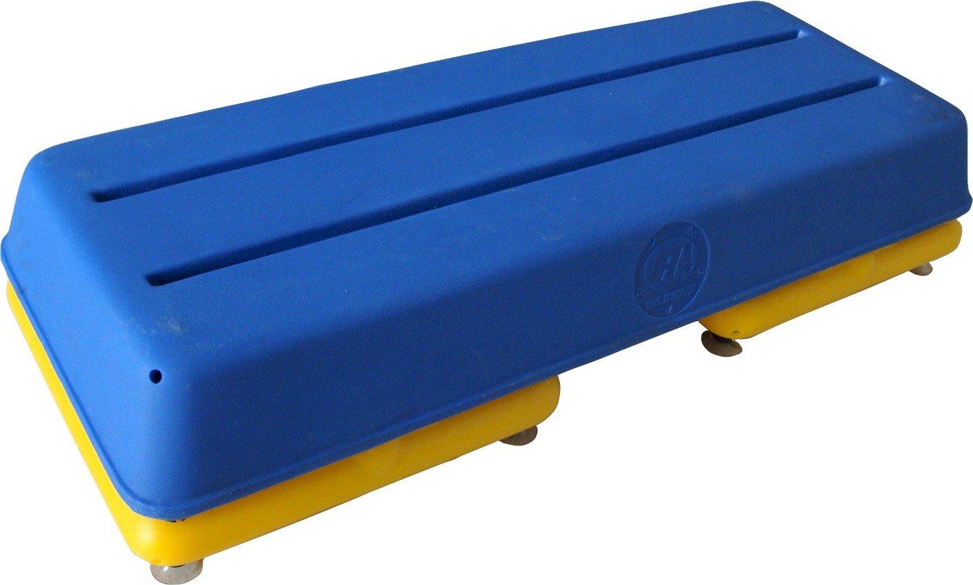 Step para Hidroginástica Actual modelo Pro - com um par de bases de elevação