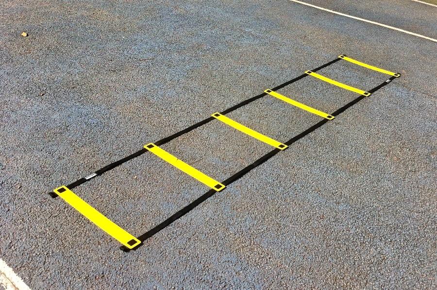 escada de agilidade modelo Actual Start 5 degraus