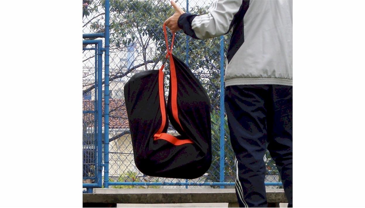 saco de bolas M