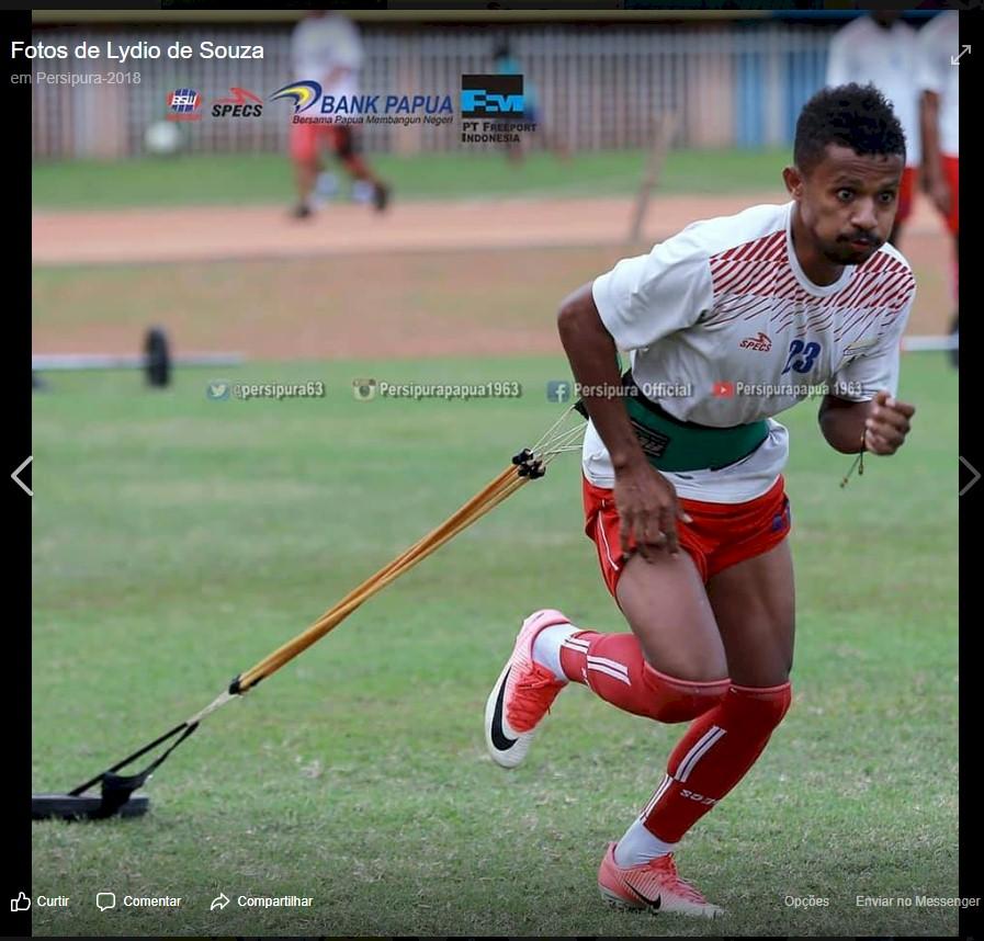 atleta do prof Lydio de Souza Indonesia com tração Actual combinada com anilha - treino de sled