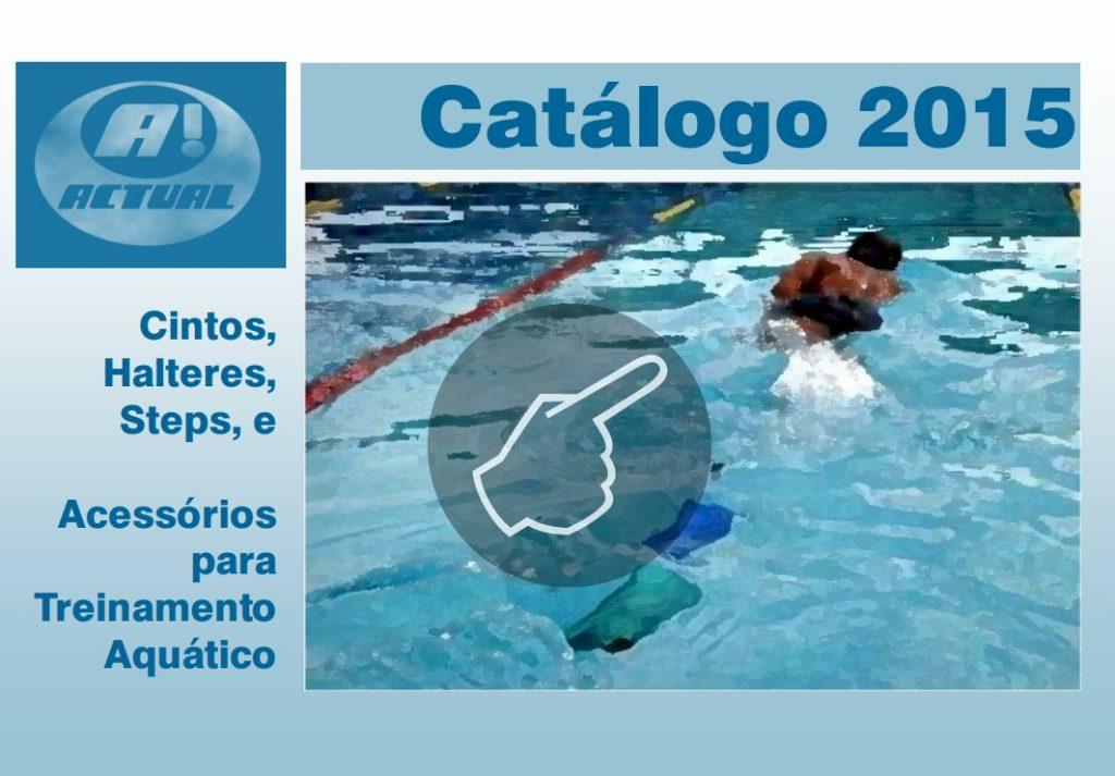 catalogo equipamentos de hidro e natação Actual