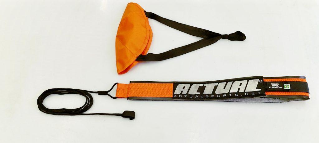 Paraquedas de natação modelo start com 1 estágio